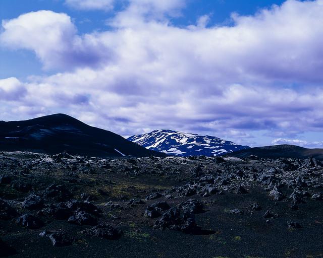 Blue Hekla