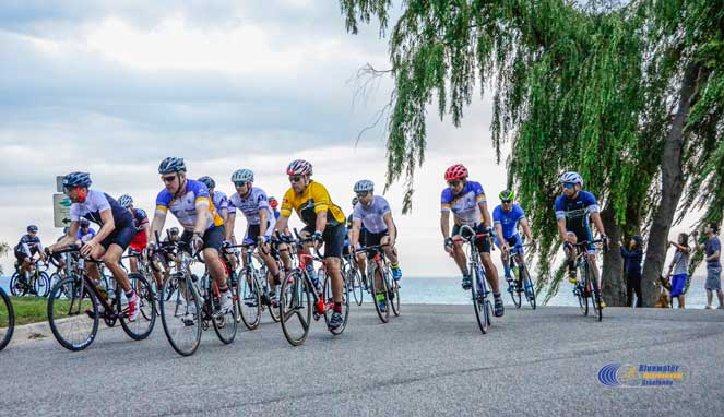 The 2016 Bluewater International Granfondo Event