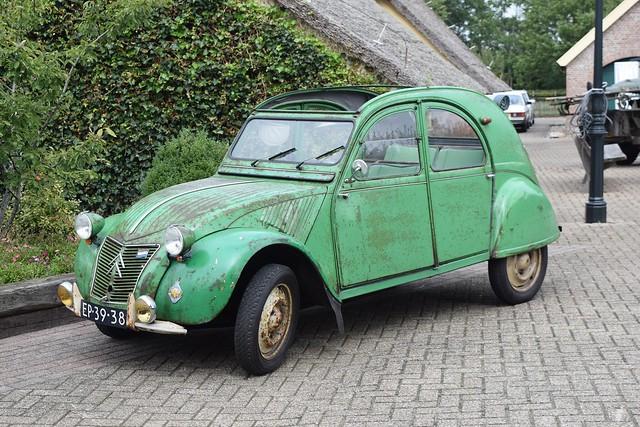 Citroën 2CV AZ 1958
