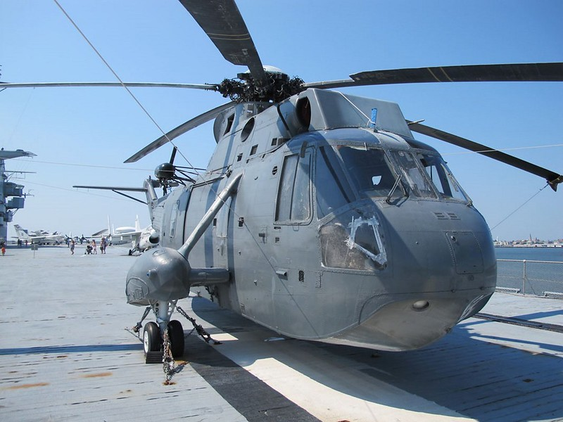 Sikorsky SH-3G Sea King 1