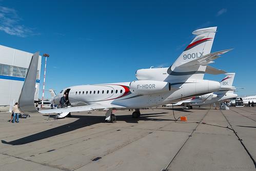 DassaultFalcon_900LX_F-HDOR_DassaultFalcon_169_D801935 | by Zuphir