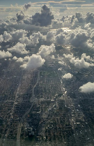 miami florida usa landscape aerial sky clouds aerialphotography