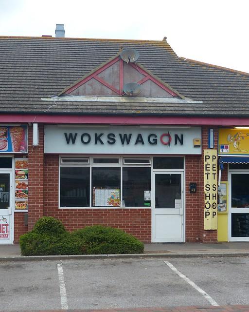 Wokswagon, Hayling Island - 26 August 2018