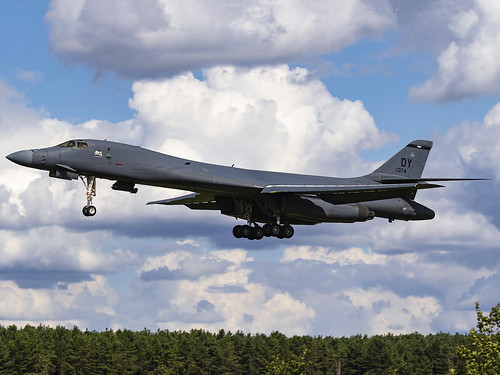 United States Air Force | Rockwell B-1B Lancer | 85-0074 | by MTV Aviation Photography