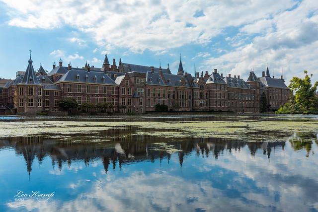 Binnenhof and Hofvijver