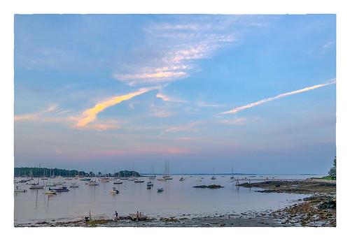 2018 0818 people sky harbor vacation beach datesyearss boats camden maine unitedstates us