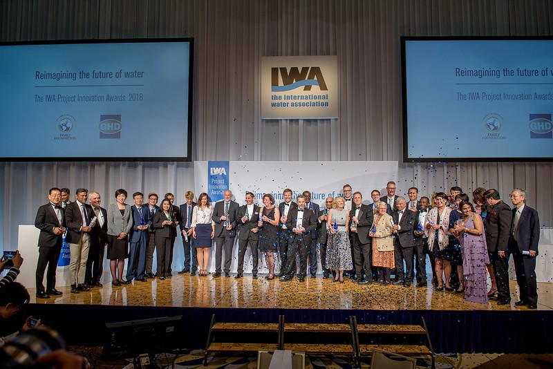 IWA Project Innovation Awards 2018