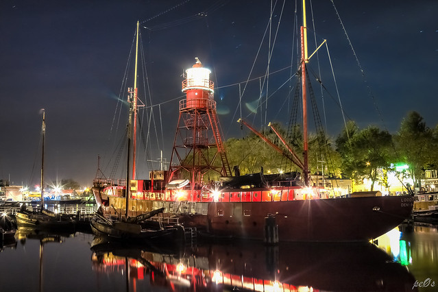 City harbour Den Helder (explored)