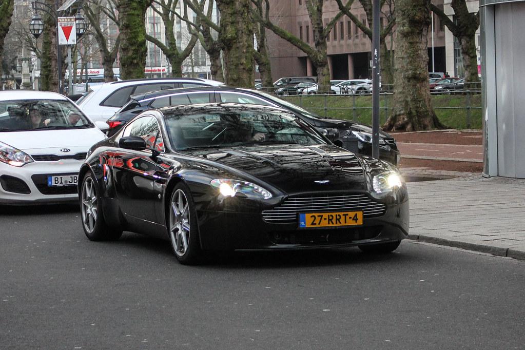 Netherlands Aston Martin V8 Vantage Roadster Location D Flickr