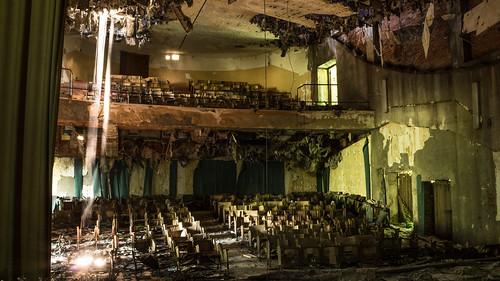 Auditorium | by Broken Window Theory