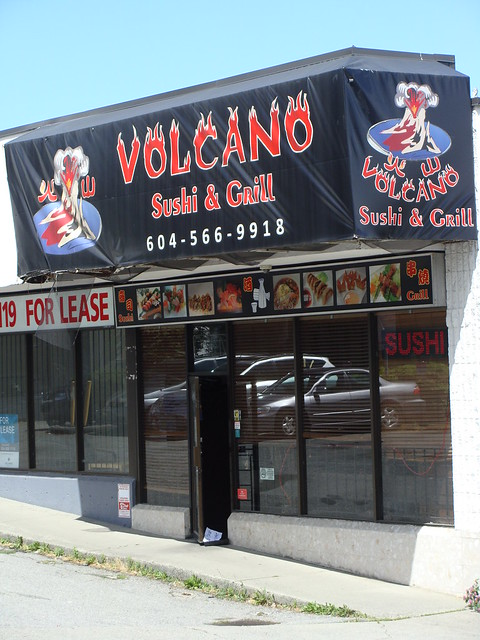 Volcano Sushi and Grill