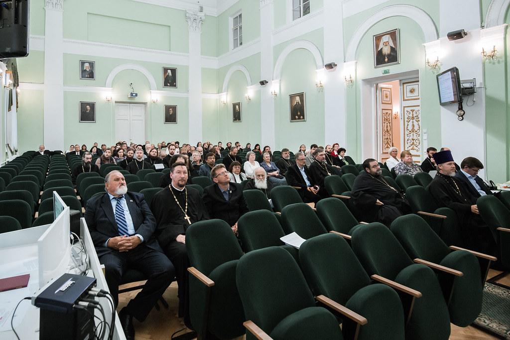 30 августа 2018, Ученый совет Академии и общее собрание преподавателей / 30 August 2018, Faculty meeting SPbTA