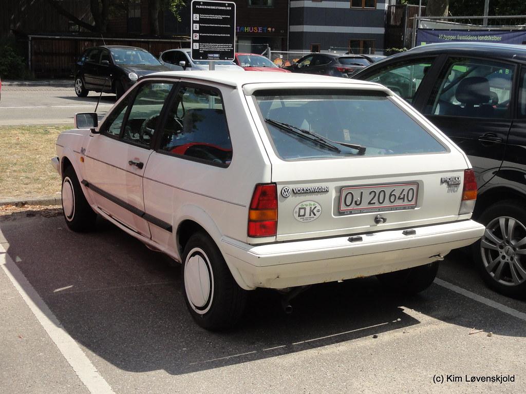 Chwalebne 1989' VW Polo Coupe | Copenhagen | Kim L | Flickr BR77