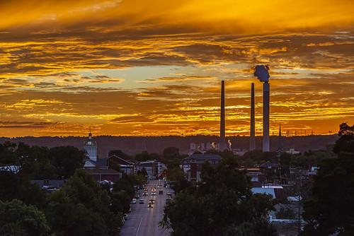 Sunset over Madison | by Bernie Kasper (5 million views)