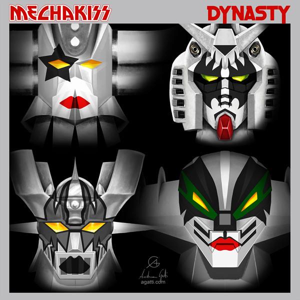Mecha Dynasty
