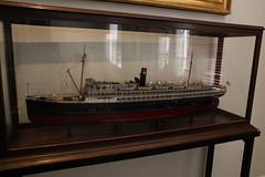 'City of Chattanooga' Ship Model