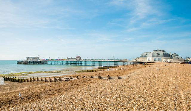 Worthing Pier ,West Sussex
