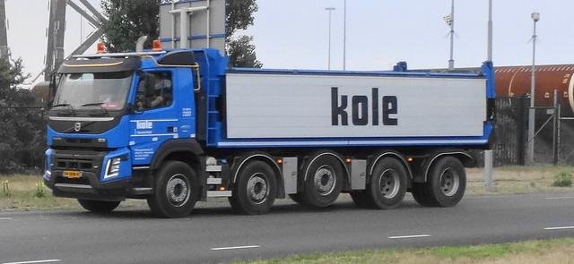 Volvo FMX Kole, 's Heerenhoek