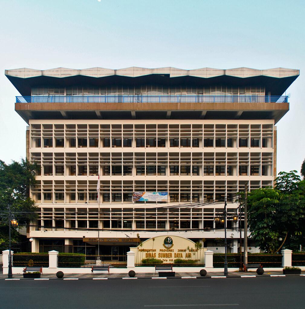 Dinas Sumber Daya Air Bandung Other Perspective
