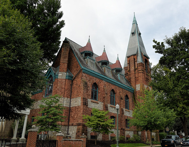 Mary Dixon Memorial Chapel (1884)