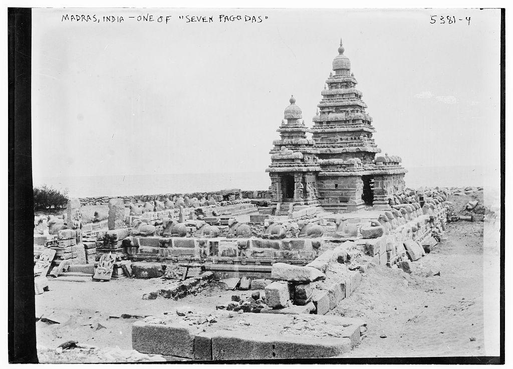 Madras, India - One of