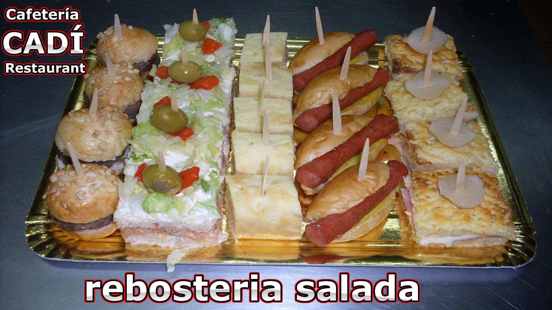 Repostería Salada