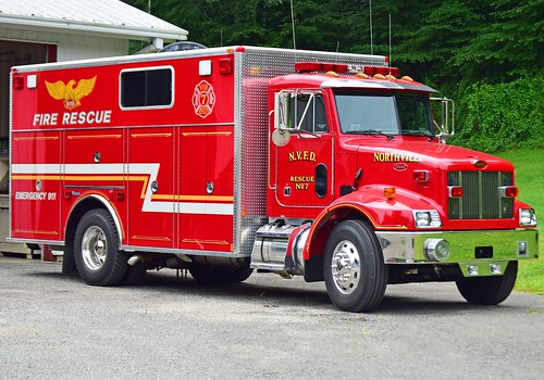 northville new milford ct fire truck peterbuilt rescue