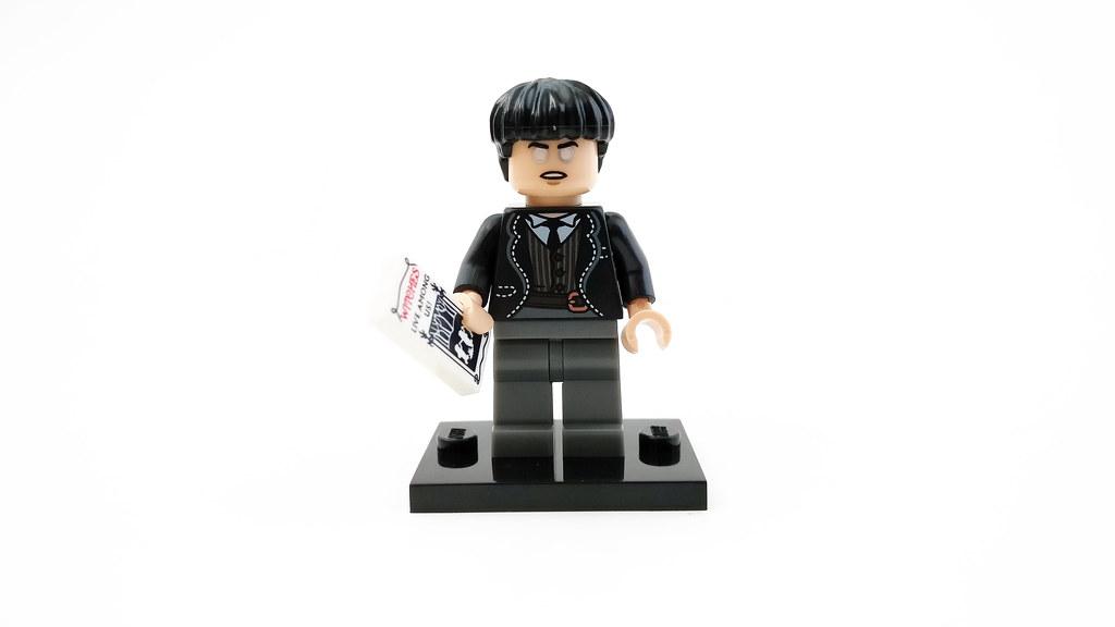 71022 LEGO® Minifigures Harry Potter Series Credence Barebone