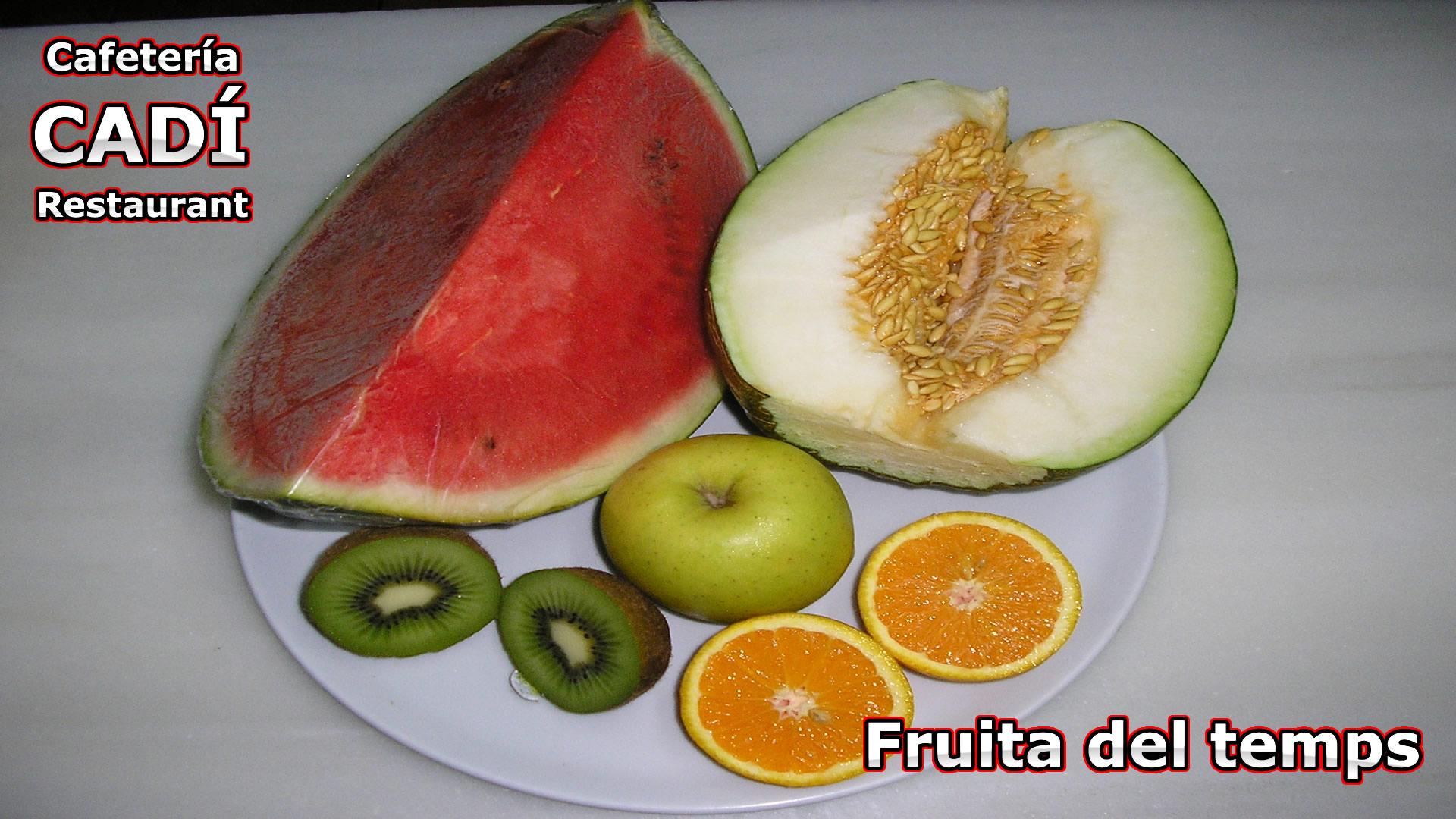 Fruta del Tiempo