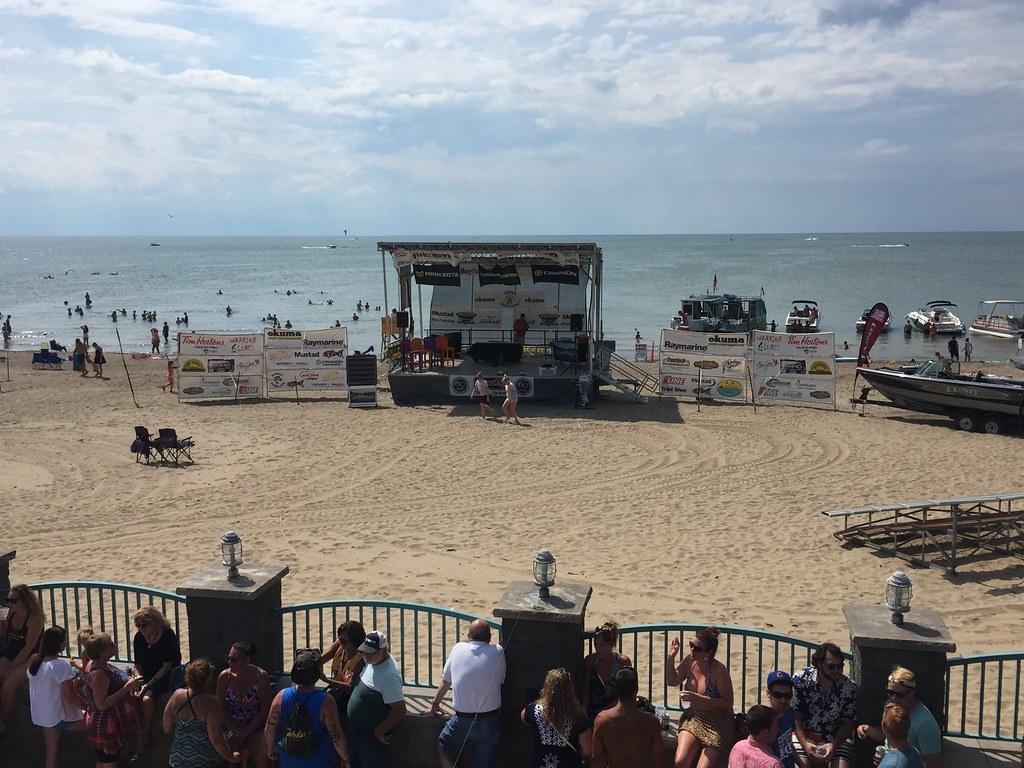 Buffalo & WNY's Best Beach, Outdoor Bar & Restaurant