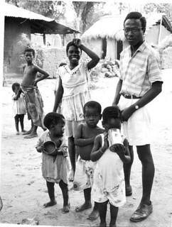 Emmanuel Amassife Ghana 1960