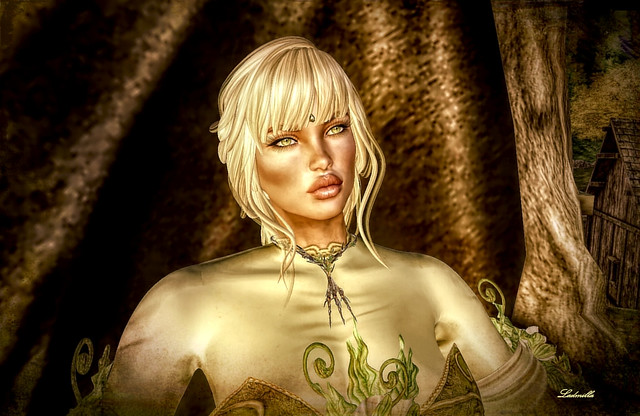 Me in Role Playing mood - My character is a Physician of the High Caste