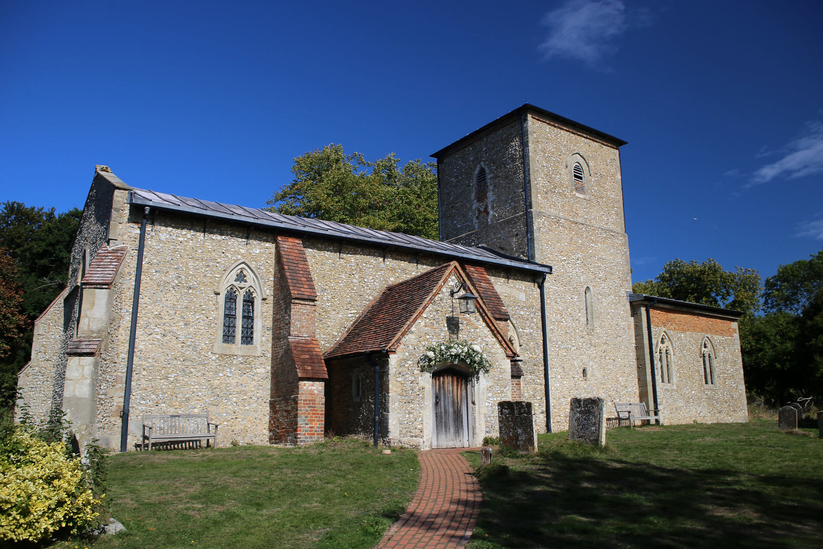 Radnage Church