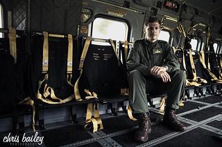 Sub Lieutenant Tom Lennon RN | by Chris Bailey Photographer