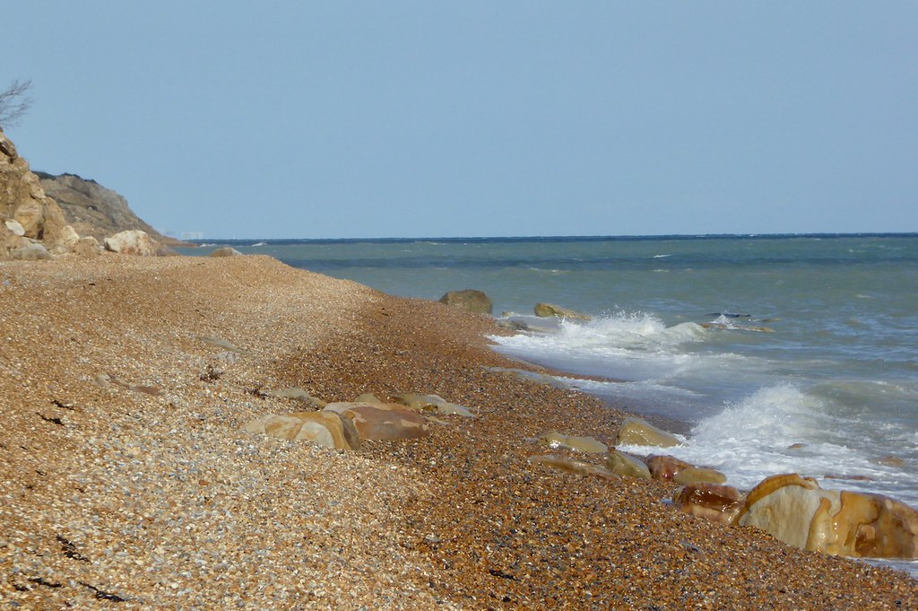 Fairlight Glen beach Hastings to Winchelsea via Three Oaks walk