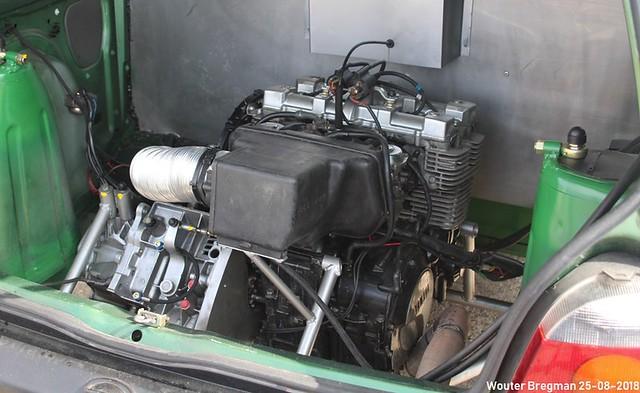 Renault Twingo (propulsion)