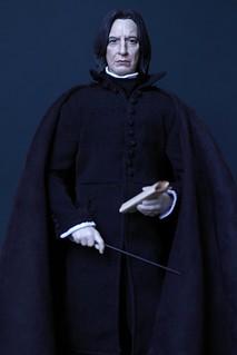 Severus Snape figure (Medicom toys) | by nafisa_1980