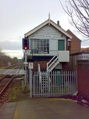 Beverley Crossing box