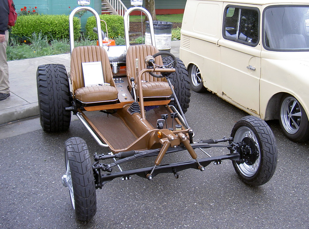 VW sand rail | Tom Donohue | Flickr