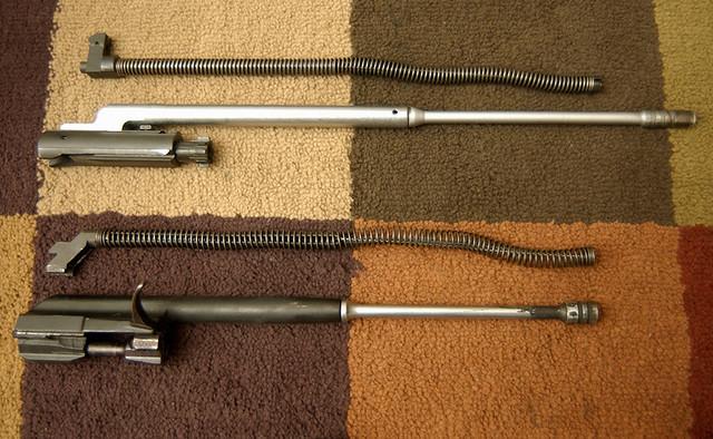 Daewoo DR-200/K2 Assault Rifle- Detailed View 4