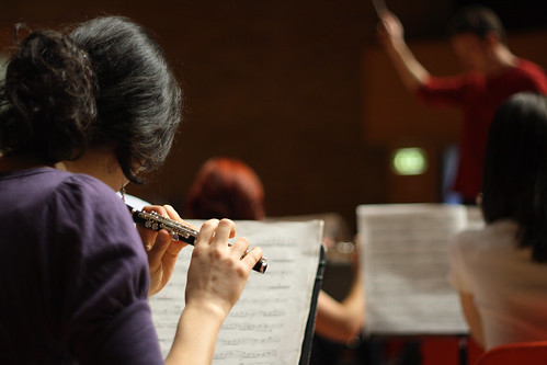 Music rehearsal   by edbrambley