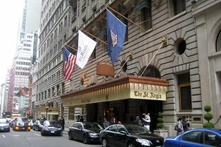 NYC: The St. Regis Hotel | by wallyg