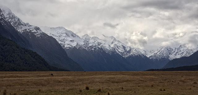 Earl Mountain Range, Te Anau, South Island, New Zealand