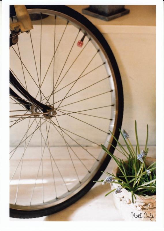 une bicyclette 3 by Noël Café