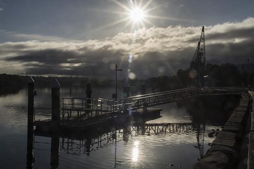 australia digital newsouthwales parramattariver pentax river sunrise weather