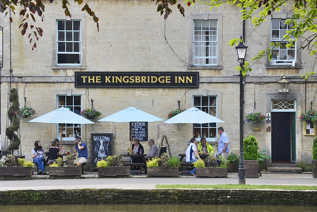 The Kingsbridge Inn, Bourton-On-The Water 28/05/2018