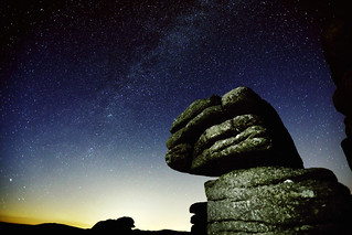 The Milky Way Over Dartmoor | by charlieishere@btinternet.com