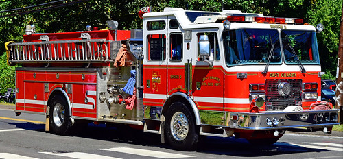 ct firefighters convention parade 2018 state engine