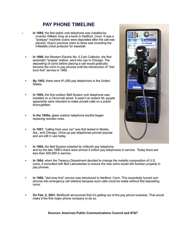 payphone timeline copy | Mark Mathosian | Flickr