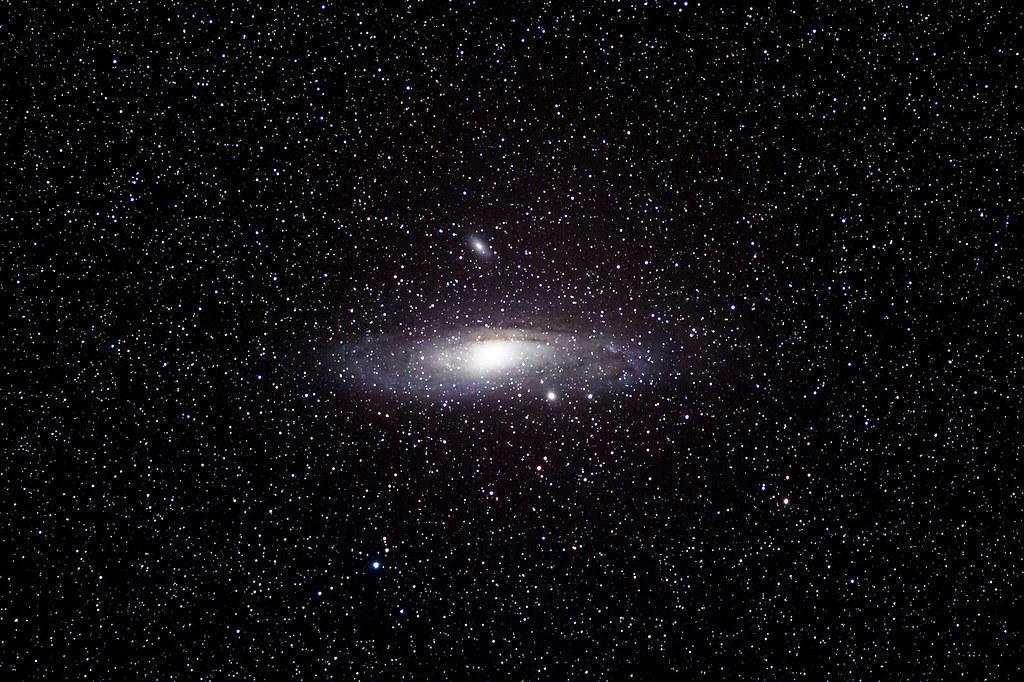 Andromeda again...   ;-)